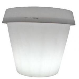 Pot design GIO Lumineux, Slide pour Casamania